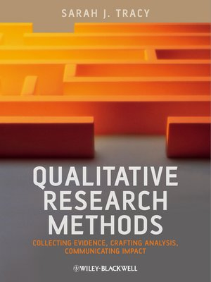 cover image of Qualitative Research Methods