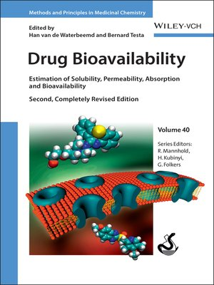 cover image of Drug Bioavailability