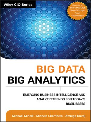 cover image of Big Data, Big Analytics