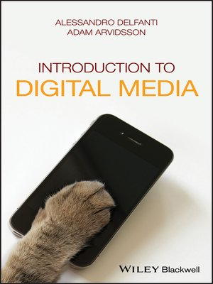 cover image of Introduction to Digital Media