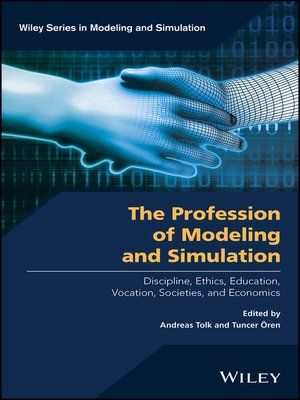 cover image of The Profession of Modeling and Simulation