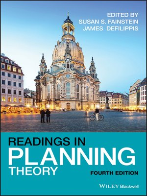 cover image of Readings in Planning Theory