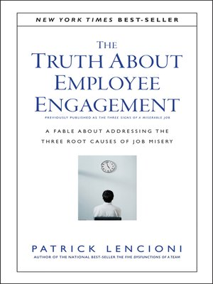 cover image of The Truth About Employee Engagement