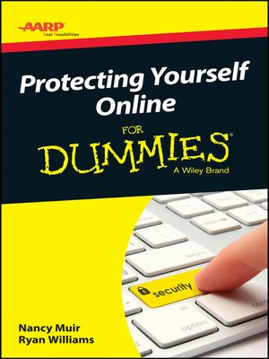 cover image of AARP Protecting Yourself Online For Dummies