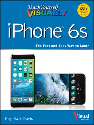 cover image of Teach Yourself VISUALLY iPhone