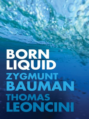 cover image of Born Liquid