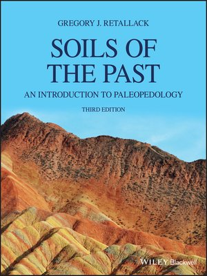 cover image of Soils of the Past