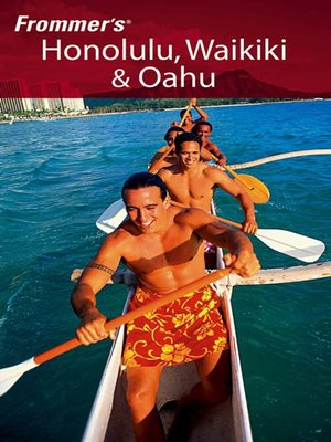 cover image of Frommer's Honolulu, Waikiki & Oahu