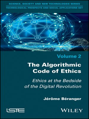 cover image of The Algorithmic Code of Ethics