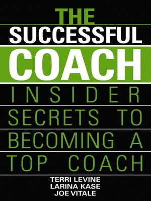 cover image of The Successful Coach