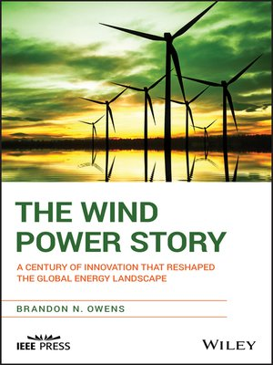 cover image of The Wind Power Story
