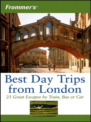 cover image of Frommer's Best Day Trips from London