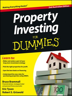 cover image of Property Investing For Dummies