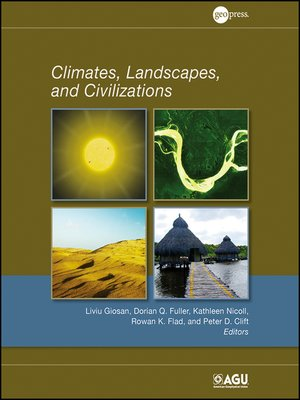 cover image of Climates, Landscapes, and Civilizations