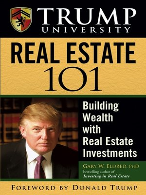 cover image of Trump University Real Estate 101