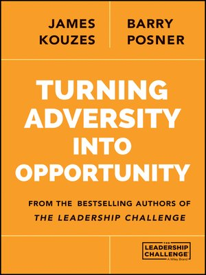 cover image of Turning Adversity Into Opportunity
