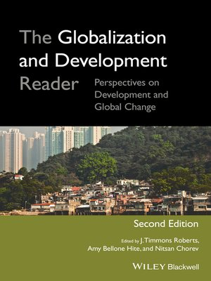 cover image of The Globalization and Development Reader