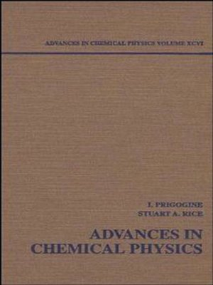 cover image of Advances in Chemical Physics, Volume 96