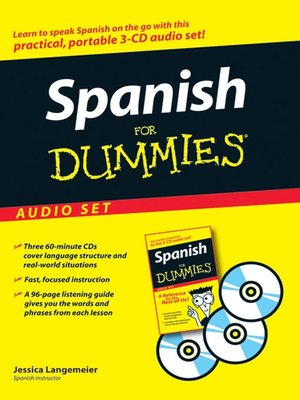 cover image of Spanish For Dummies