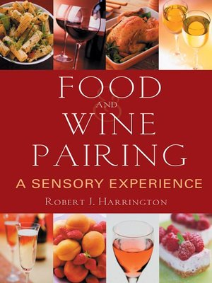 cover image of Food and Wine Pairing