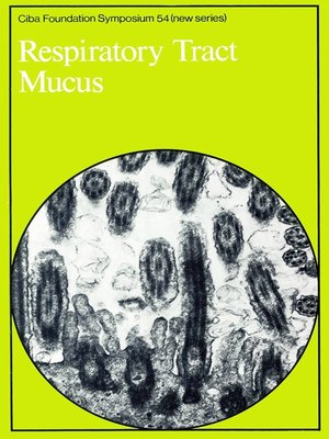 cover image of Respiratory Tract Mucus