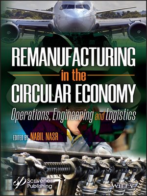 cover image of Remanufacturing in the Circular Economy