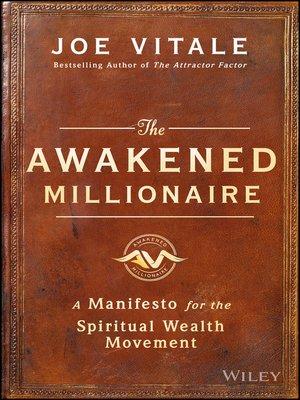 cover image of The Awakened Millionaire