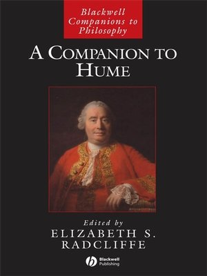 cover image of A Companion to Hume