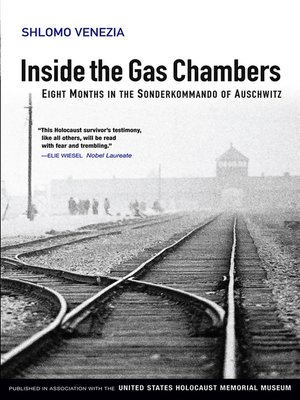 cover image of Inside the Gas Chambers