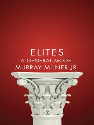 cover image of Elites