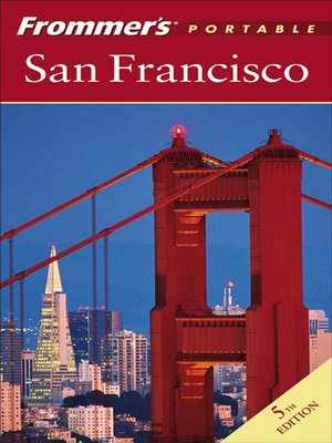cover image of Frommer's Portable San Francisco