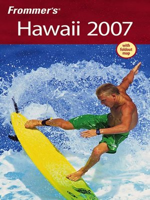 cover image of Frommer's Hawaii 2007