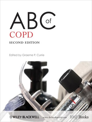 cover image of ABC of COPD