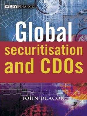 cover image of Global Securitisation and CDOs