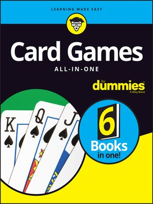 cover image of Card Games All-In-One For Dummies