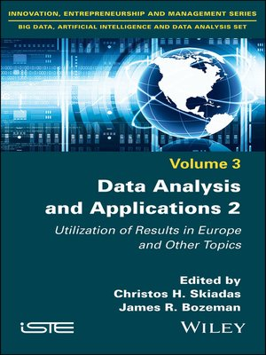 cover image of Data Analysis and Applications 2