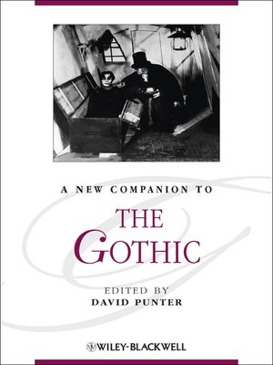 cover image of A New Companion to the Gothic
