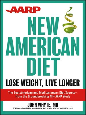 cover image of AARP New American Diet