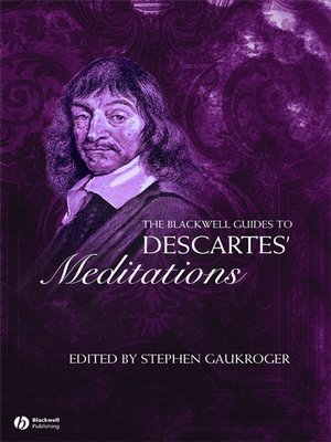 cover image of The Blackwell Guide to Descartes' Meditations