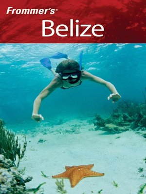 cover image of Frommer's Belize