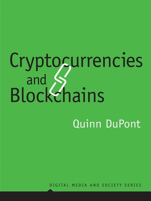cover image of Cryptocurrencies and Blockchains