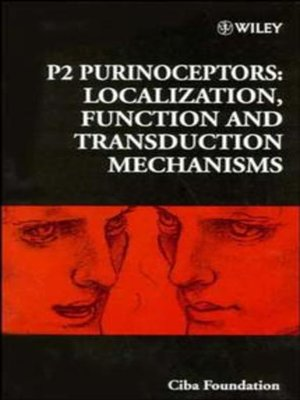 cover image of P2 Purinoceptors