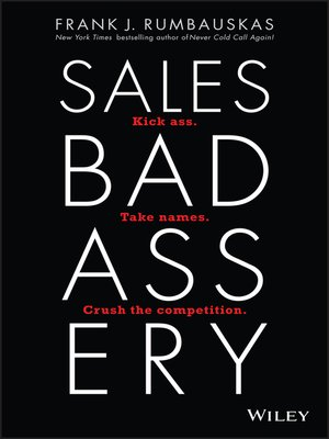 cover image of Sales Badassery