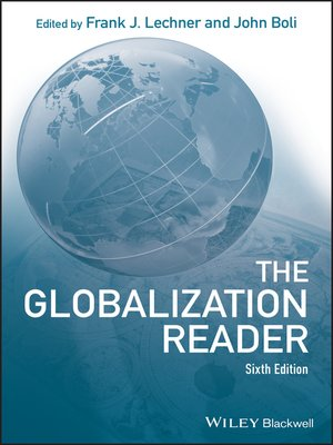 cover image of The Globalization Reader