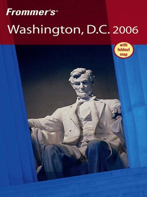 cover image of Frommer's Washington, D.C. 2006