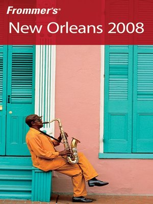 cover image of Frommer's New Orleans 2008