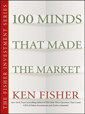 cover image of 100 Minds That Made the Market