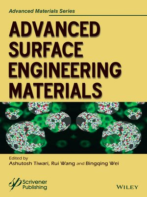 cover image of Advanced Surface Engineering Materials