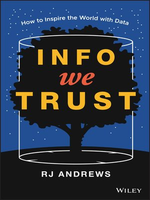 cover image of Info We Trust