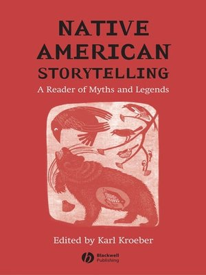 cover image of Native American Storytelling